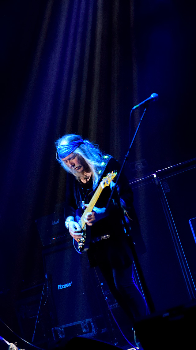 G3 2018 - ULI JON ROTH - Manchester Apollo, 27 April 2018