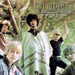 SPIRIT - It Shall Be (The Ode & Epic Recordings 1968-1972)