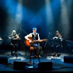 JAMES GRANT & The Hallelujah String Quartet - The Met, Bury, 5 May 2018