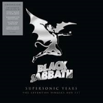 LACK SABBATH - Supersonic Years  The Seventies Singles Box Set