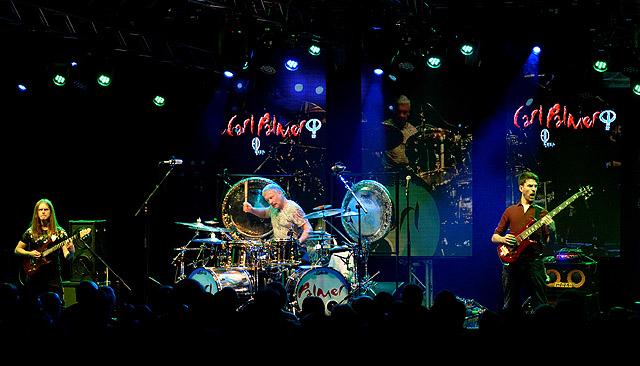 Carl Palmer's ELP Legacy - HRH Prog, November 2017