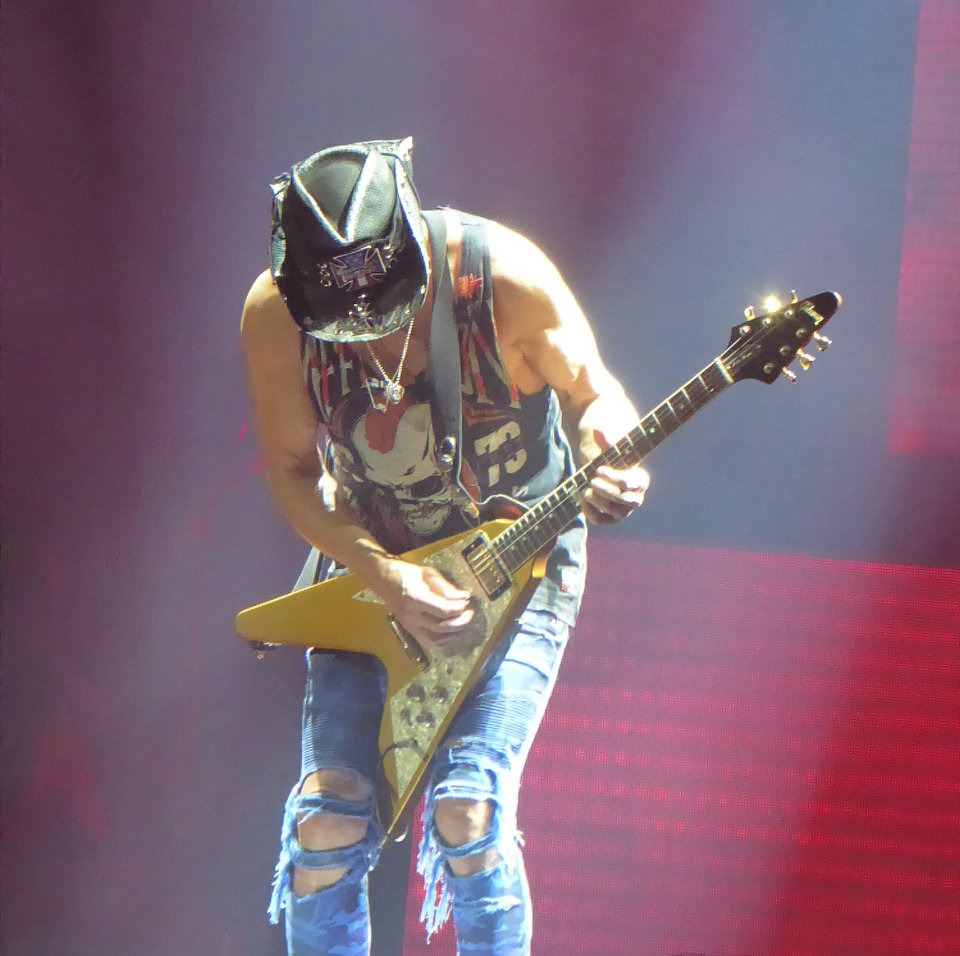 Scorpions - STONE FREE FESTIVAL, O2, London, 16 June 2018