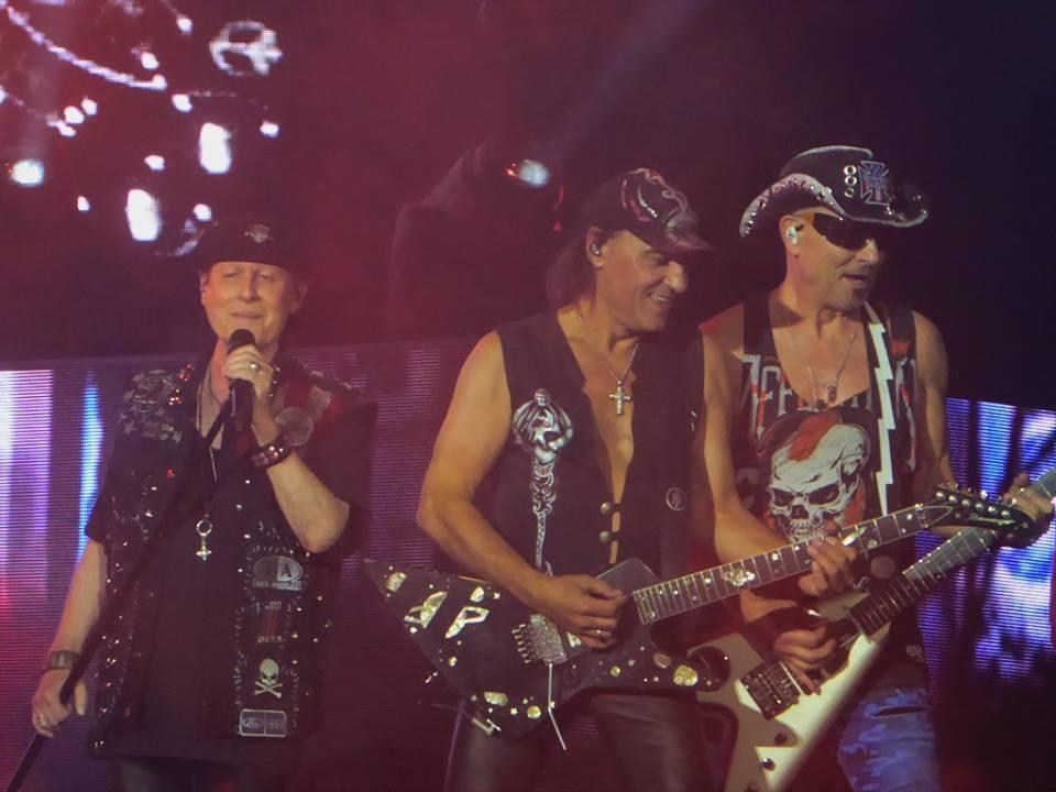The Scorpions - STONE FREE FESTIVAL, O2, London, 16 June 2018