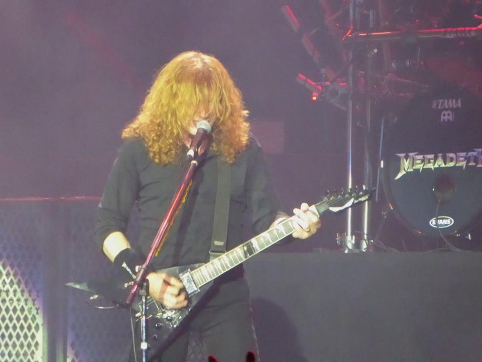 Megadeth - STONE FREE FESTIVAL, O2, London, 16 June 2018