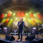 THUNDER - Caerphilly Castle, Wales, 14 July 2018