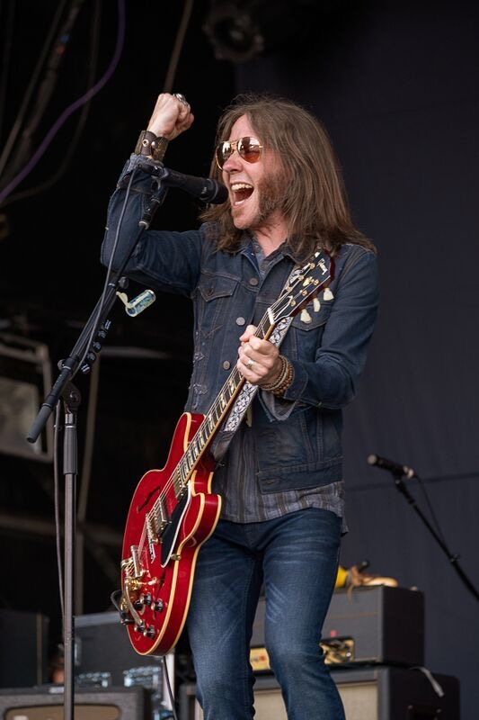 Blackberry Smoke - RAMBLIN' MAN FAIR - Day 2, Mote Park, Maidstone, 1 July 2018