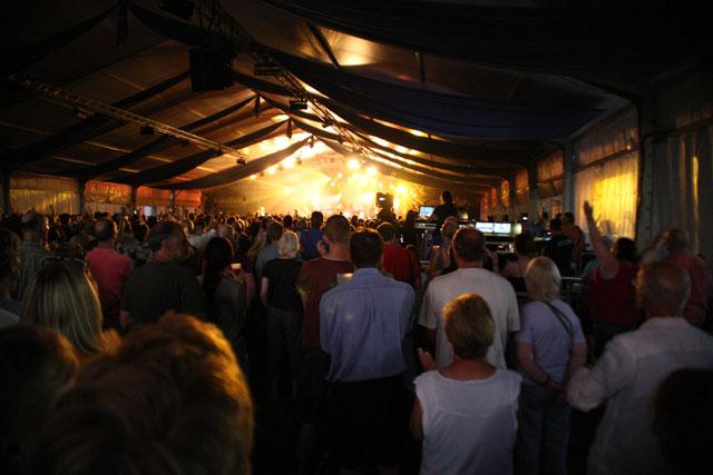 CAMBRIDGE FOLK FESTIVAL, 2-5 August 2018