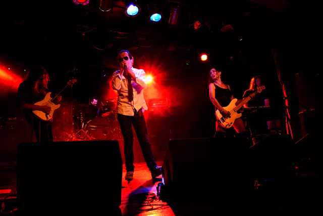 GRAHAM BONNET BAND - The Tivoli, Buckley, 24 August 2018