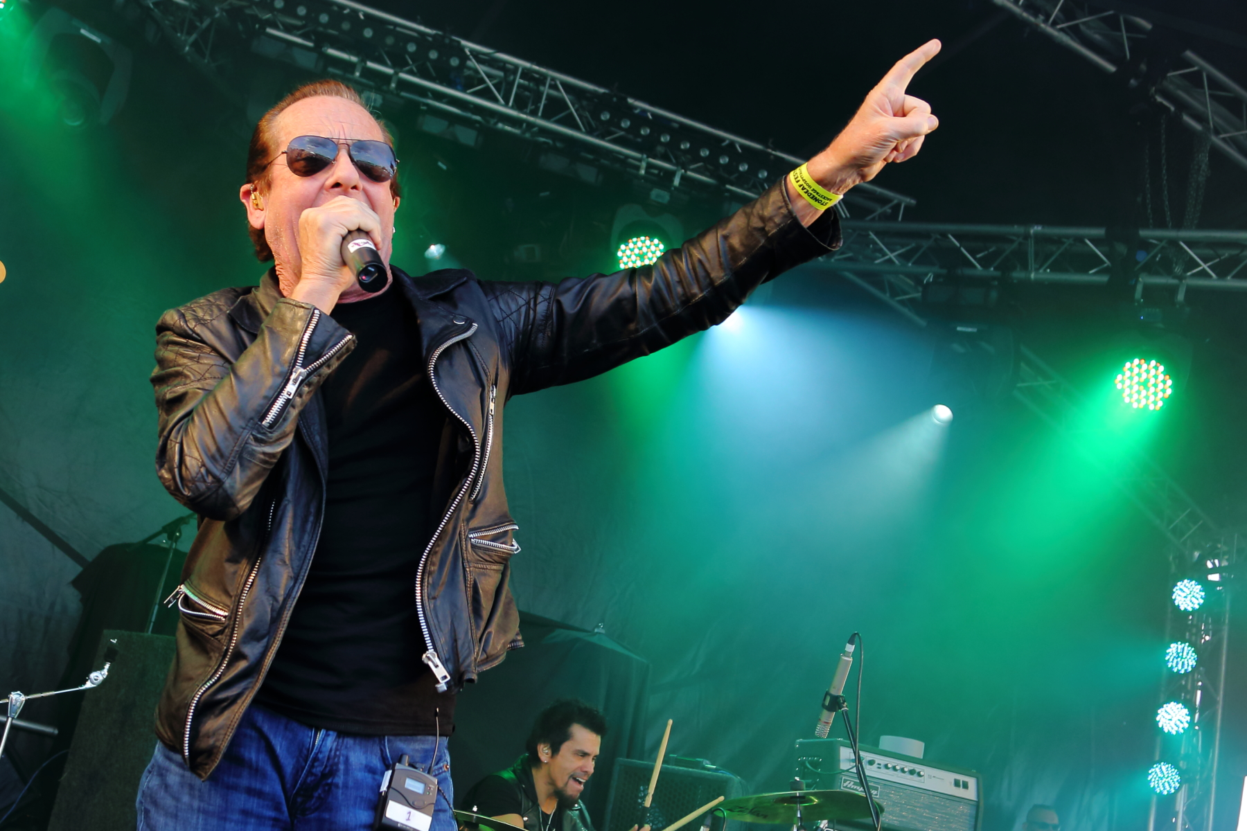 Graham Bonnet Band - STONEDEAF FESTIVAL - Newark Showground, 25 August 2018