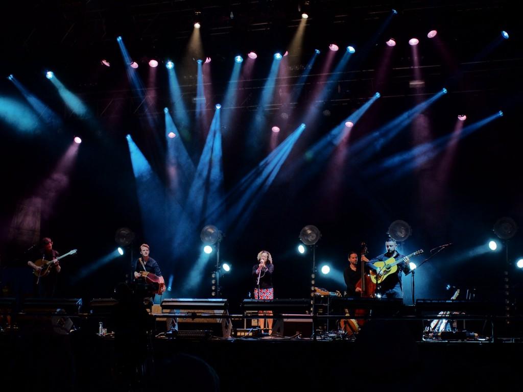 Kate Rusby - CROPREDY FESTIVAL, 9-11 August 2018