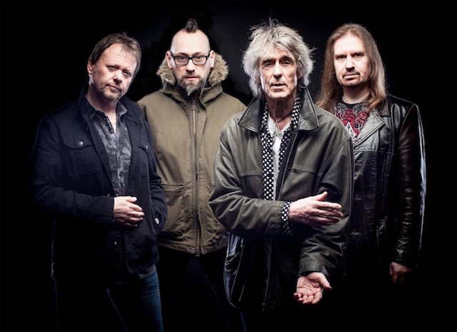 Martin Turner ex-Wishbone Ash