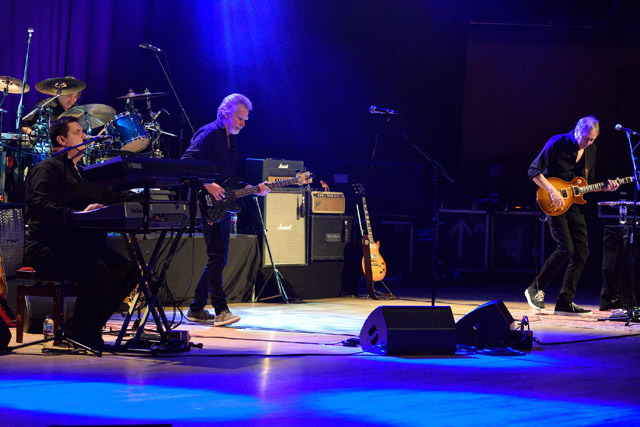 CAMEL - Bridgewater Hall, Manchester, 7 September 2018