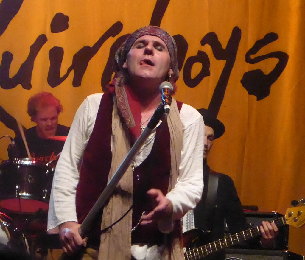 THE QUIREBOYS - 02 Forum, London, 14 September 2018