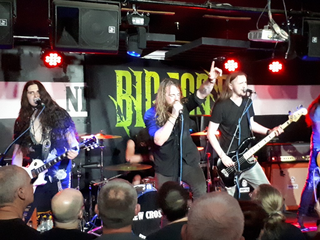 BIG FOOT - FOUR STICKS CLASSIC ROCK WEEKENDER - New Cross Inn, 5-7 October 2018