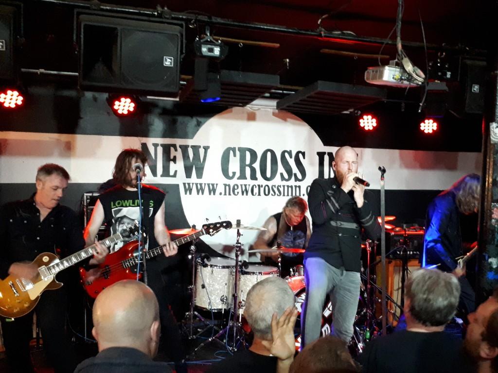 FOUR STICKS CLASSIC ROCK WEEKENDER - New Cross Inn, 5-7 October 2018