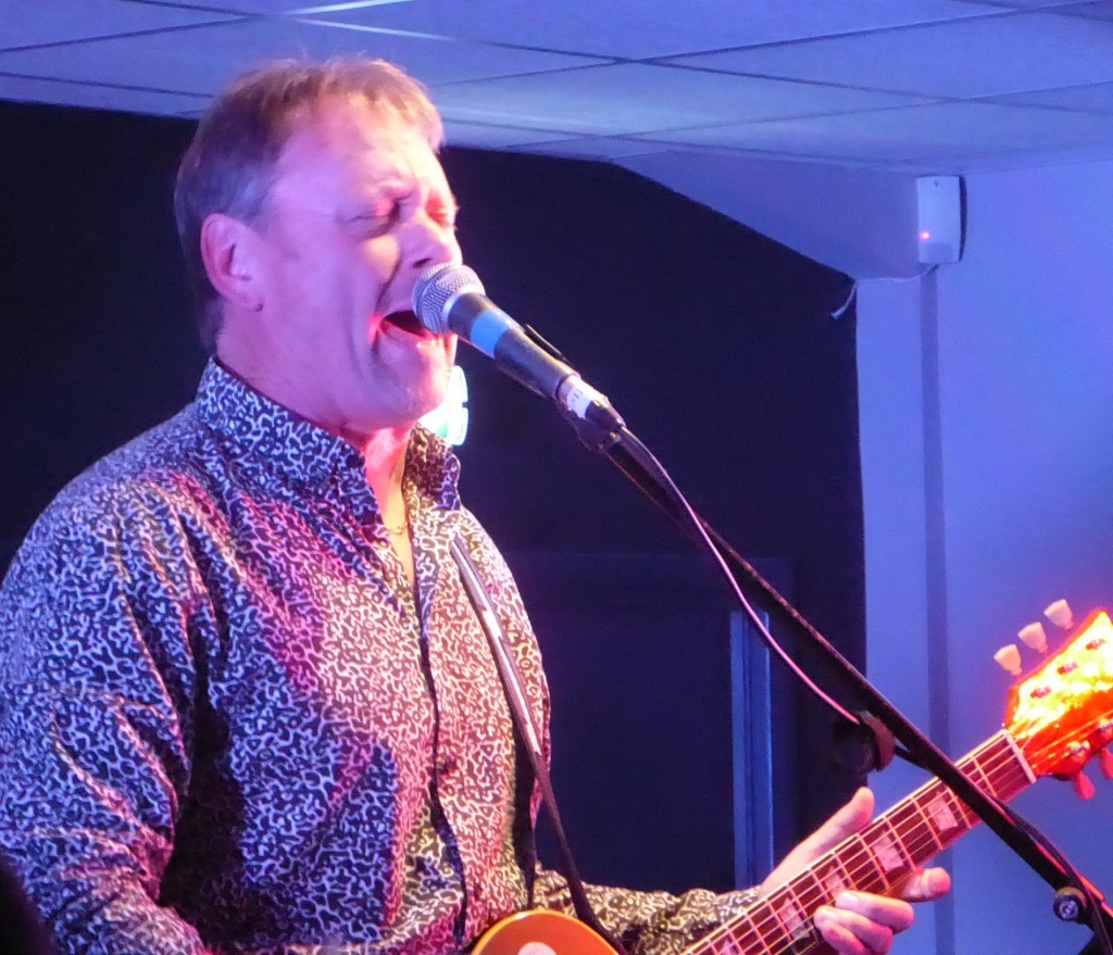MARTIN TURNER - Boom Boom Club, Sutton, 5 October 2018