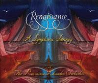 RENAISSANCE - A Symphonic Journey (CD/DVD)