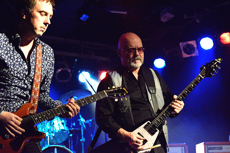 WISHBONE ASH - The Tivoli, Buckley, 3 November 2018