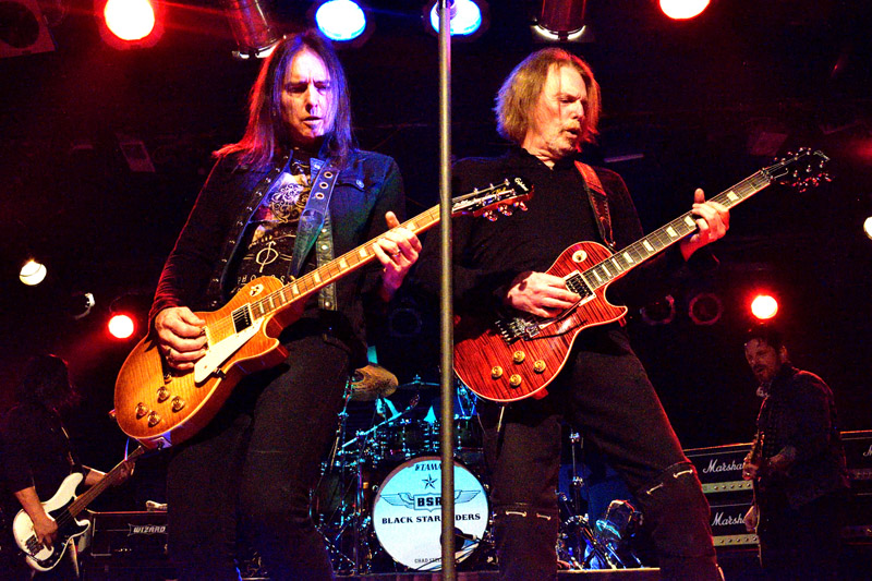 BLACK STAR RIDERS - The Tivoli, Buckley, 28 November 2018