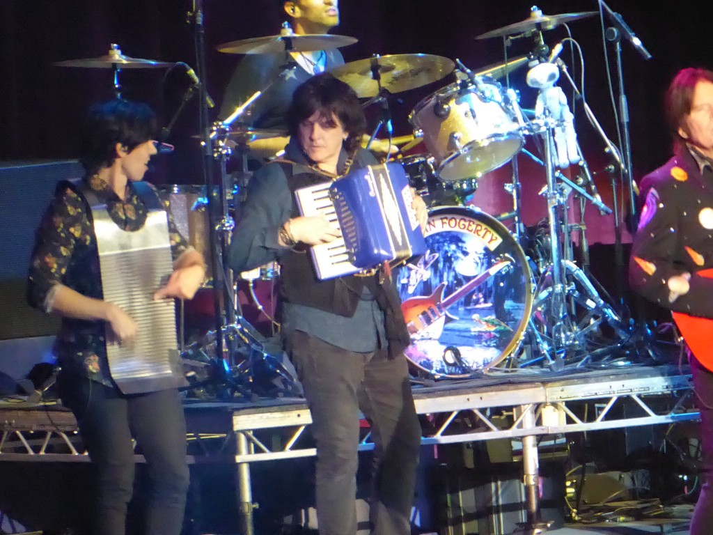 JOHN FOGERTY -  02 Arena London, 25 October 2018