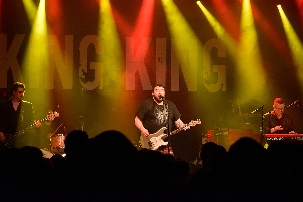 KING KING - Manchester Academy, 15 February 2019