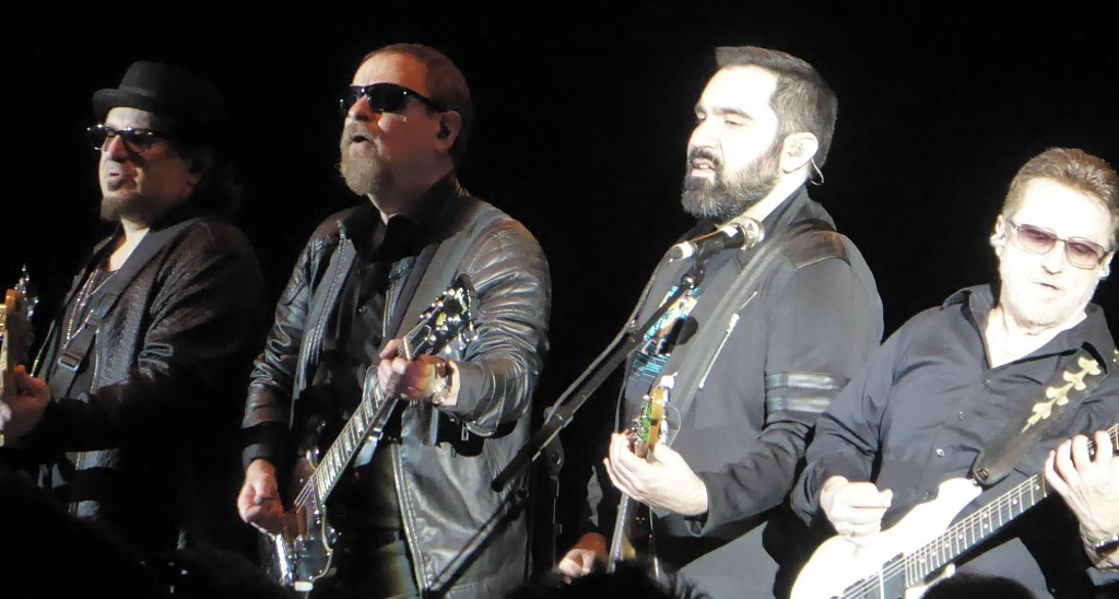 BLUE OYSTER CULT - Eventim Apollo, Hammersmith, 22 February 2019