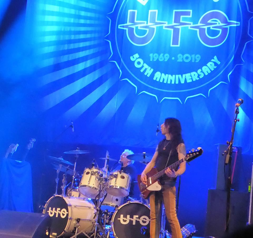 UFO – Shepherds Bush Empire, London, 4 April 2019