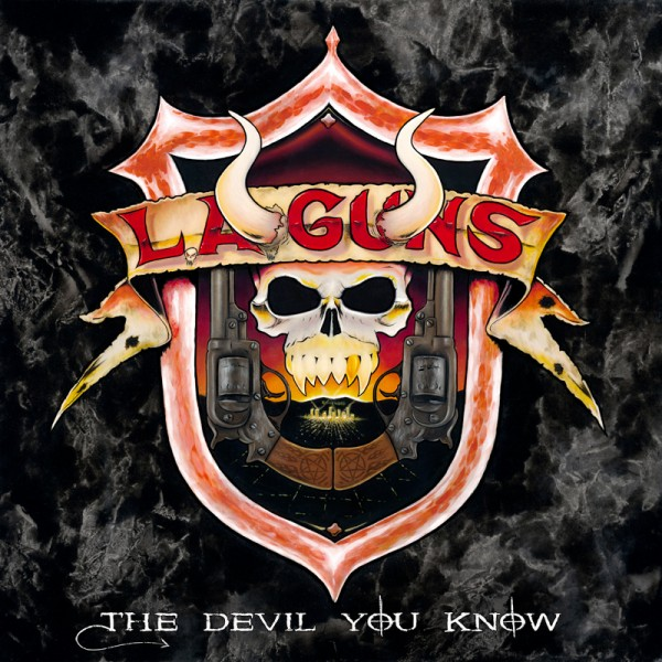 LA GUNS - The Devil You Know