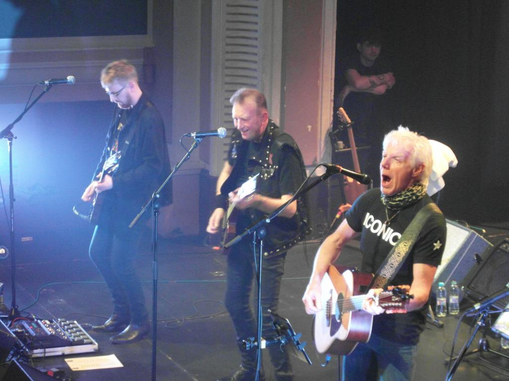 BIG COUNTRY – Town House, Hamilton, 30 March 2019