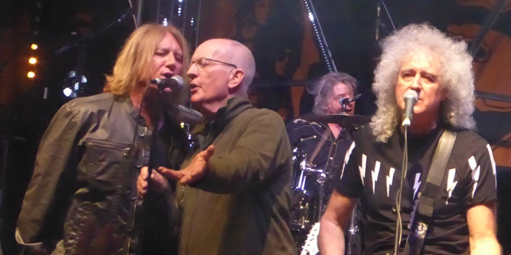 MOTT THE HOOPLE 74 - Shepherds Bush Empire, London, 26 April 2019