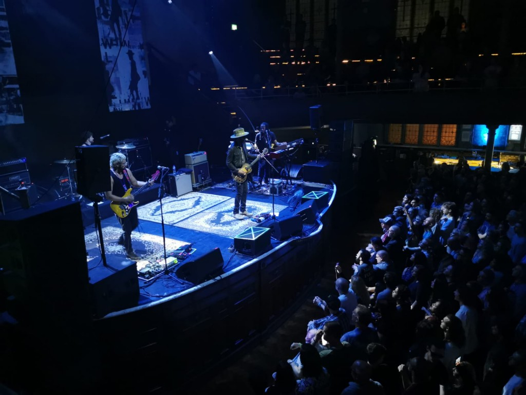 GARY CLARK JR. – Albert Hall, Manchester, 18 June 2019