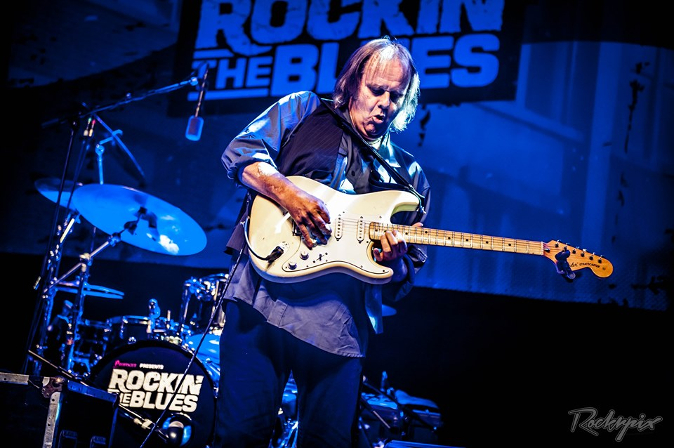Walter Trout - Rockin The Blues by rockrpix