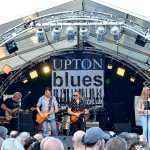 UPTON BLUES FESTIVAL - Chris Bevington Organisation, 20 July 2019