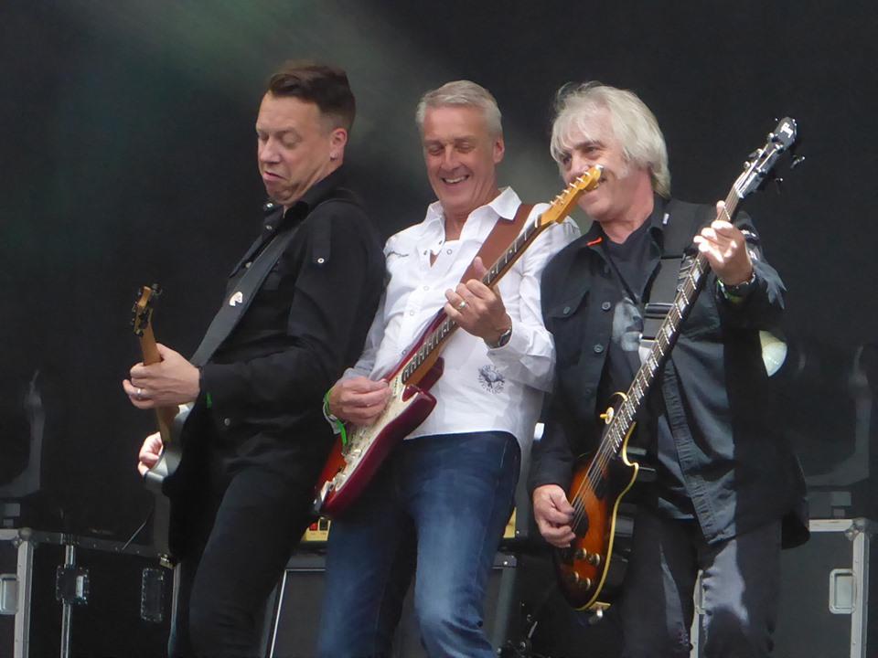 FM - RAMBLIN' MAN FESTIVAL - Mote Park, Maidstone - Day 1 - 19 July 2019