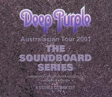 DEEP PURPLE - Live In Newcastle 2001 The Soundboard Series