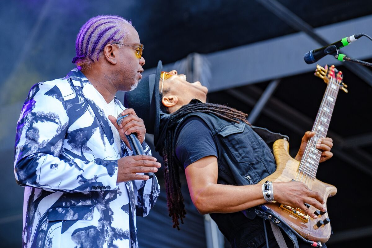 Living Colour - RAMBLIN' MAN FESTIVAL - Day 3 - Mote Park, Maidstone - 21 July 2019