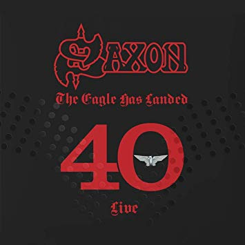 SAXON - The Eagle Has Landed 40
