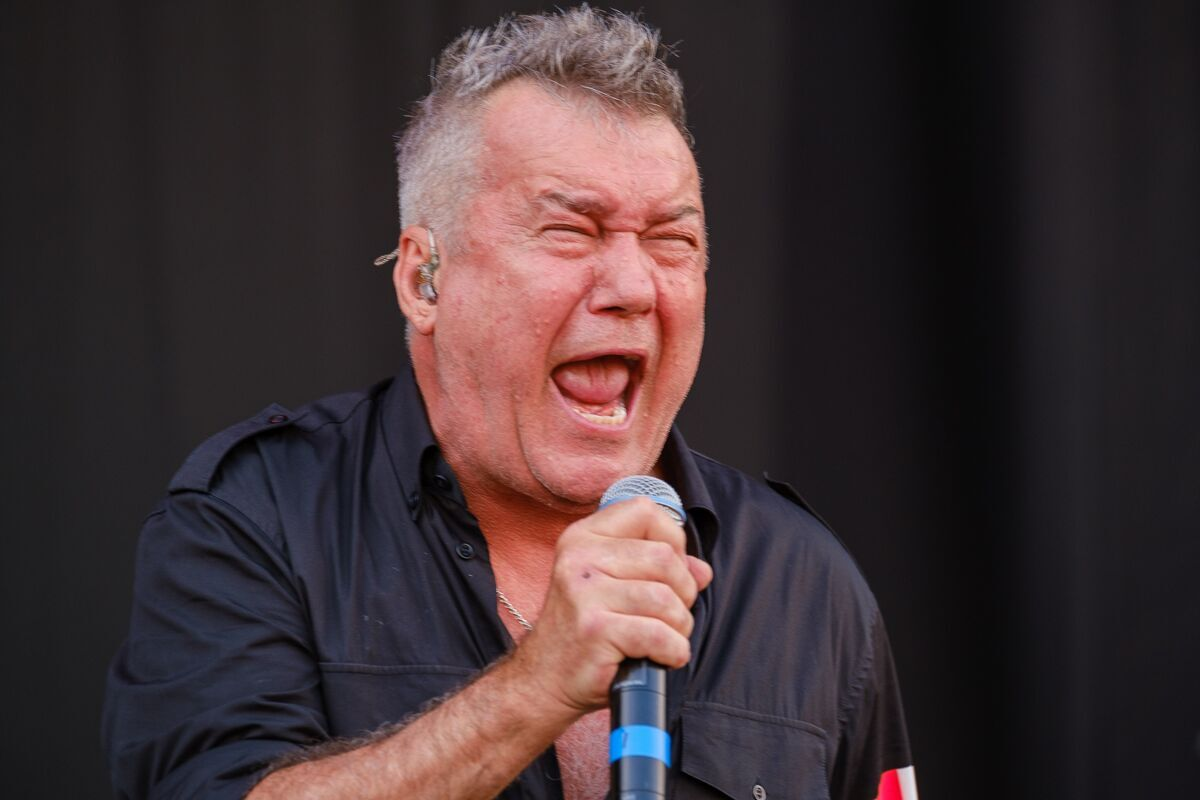 Jimmy Barnes - RAMBLIN' MAN FESTIVAL - Day 2 - Mote Park, Maidstone - 20 July 2019