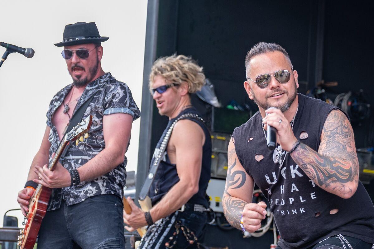 Gin Annie - RAMBLIN' MAN FESTIVAL - Day 3 - Mote Park, Maidstone - 21 July 2019