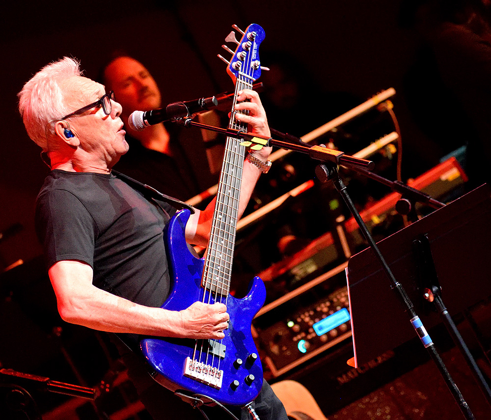 TREVOR HORN BAND - Bridgewater Hall, Manchester, 31 July 2019