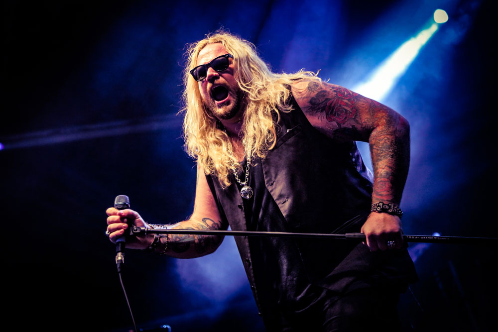 Inglorious - Stonedeaf, 24 August 2019