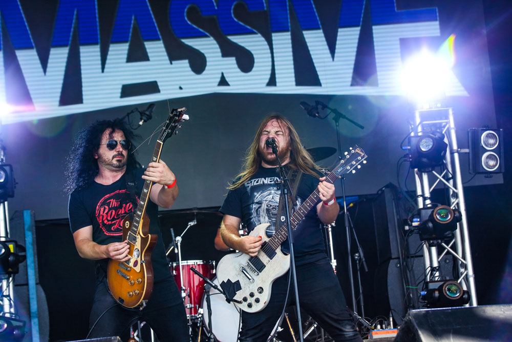 Massive - Stonedeaf, 24 August 2019