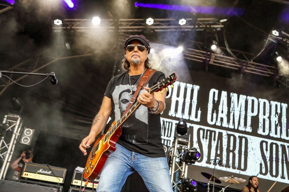 Phil Campbell - Stonedeaf, 24 August 2019