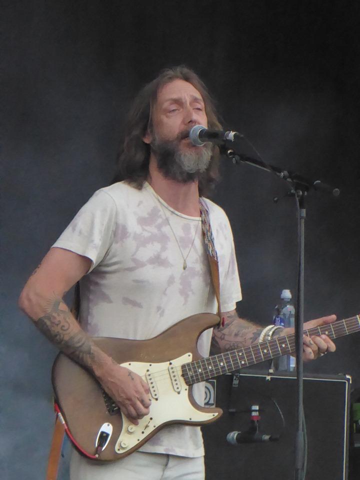 Chris Robinson Brotherhood - RAMBLIN' MAN FESTIVAL - Day 3 - Mote Park, Maidstone - 21 July 2019