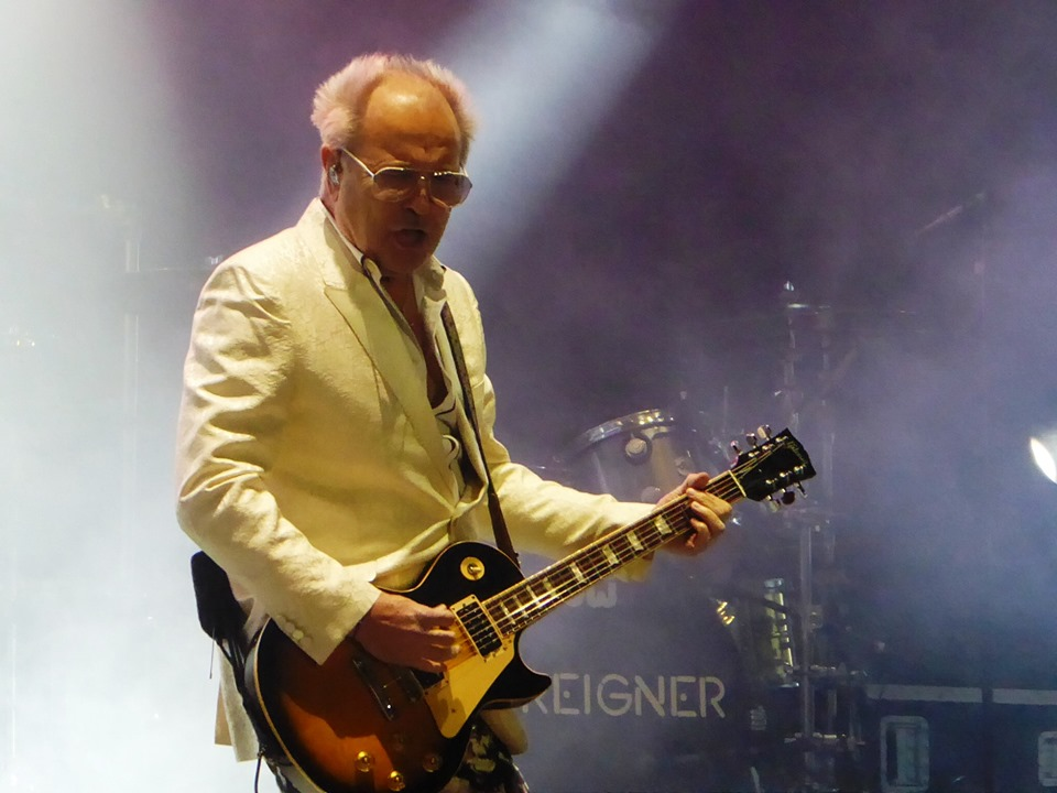 Foreigner - RAMBLIN' MAN FESTIVAL - Day 3 - Mote Park, Maidstone - 21 July 2019