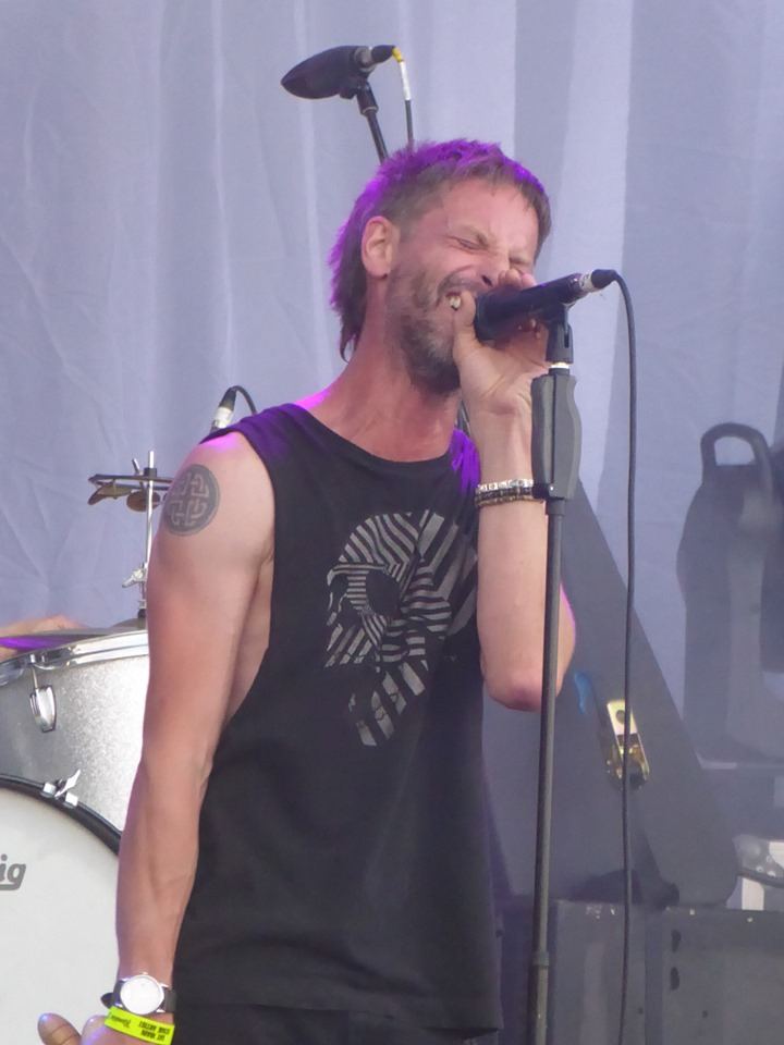 The Temperance Movement - RAMBLIN' MAN FESTIVAL - Day 2 - Mote Park, Maidstone - 20 July 2019