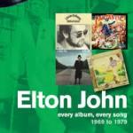 ELTON JOHN 1969 to 1979 On Track