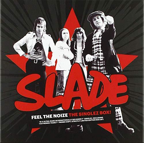 SLADE - Feel The Noize The Singlez Box