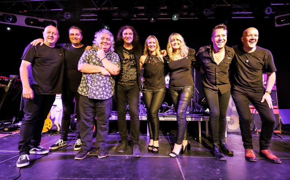 BERNIE MARSDEN - Tramshed, Cardiff, 13 September 2019