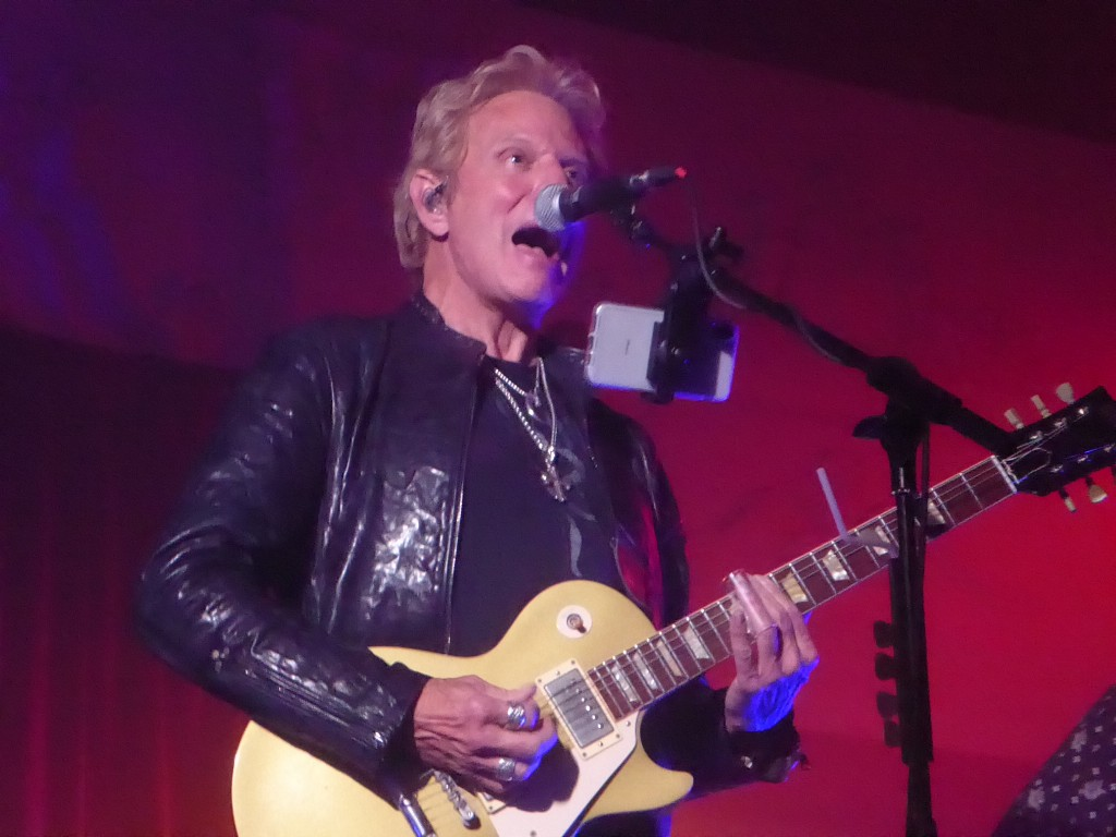 DON FELDER- Bush Hall, London, 19 September 2019